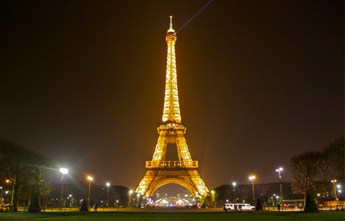The most beautiful cities in the world  Paris