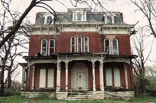 The most haunted places in The United States.