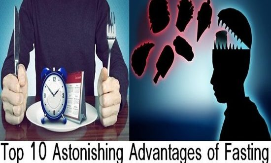 Top 10 Astonishing Advantages of Fasting