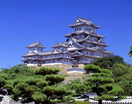 Top 6 Snapshot Spots in Japan   Himeji Castle
