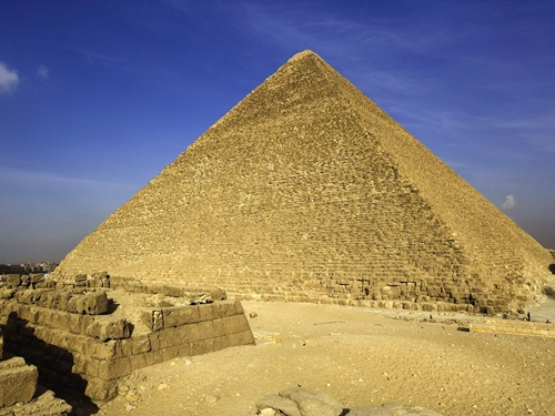 Top Beautiful Destinations in Africa  Great Pyramids – Giza, Egypt