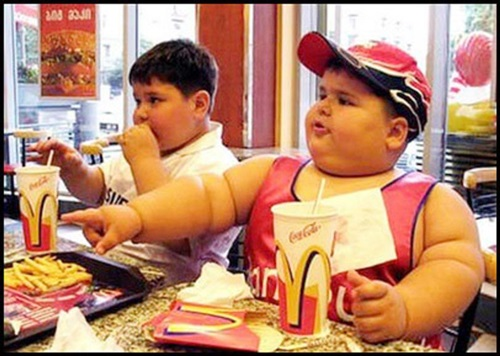 Top Ten Countries That Suffer From Obesity