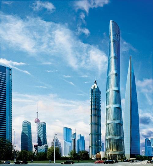 Top Ten World Tallest Buildings