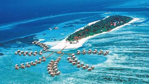 Unique Destinations for luxurious Romantic Breaks   The Maldives