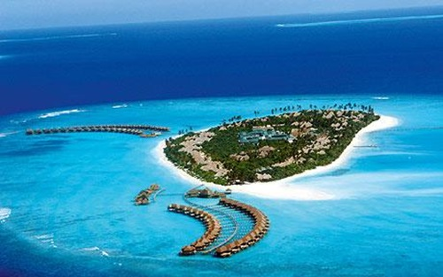 Unique Destinations for luxurious Romantic Breaks   The Maldives