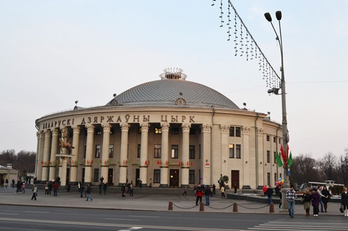 What to See and Do in Minsk, Belarus  Historic Buildings