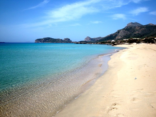 beaches in greece  Beaches of Crete