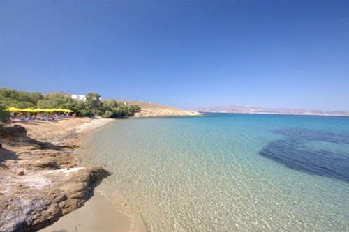 beaches in greece  Naxos