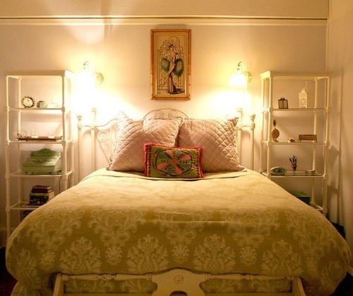 6 tips for all of you who want to furnish their small bedrooms for Well decorated bedroom