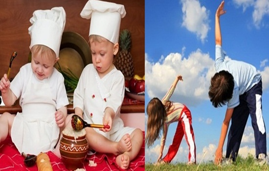 Advices to Encourage a Healthy Lifestyle for Children