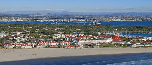 Best Beach Destinations in the US  Coronado, California