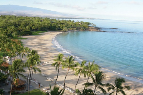 Best Beach Destinations in the US  Kauna'oa Bay, Hawaii