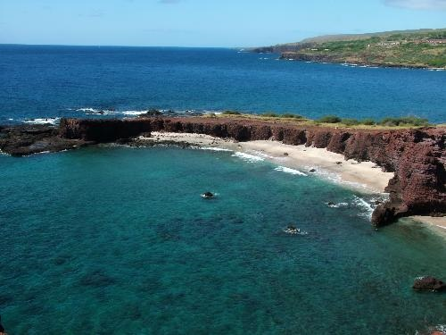 Best Beach Destinations in the US  Manele Bay, Hawaii