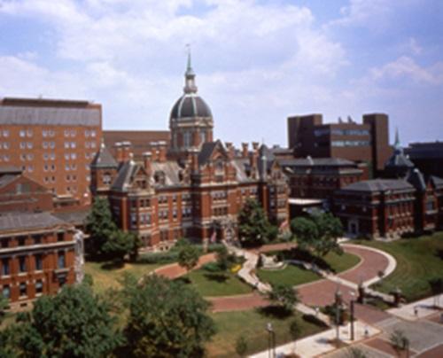 Best Five Hospitals in the US  John Hopkins Hospital, Baltimore