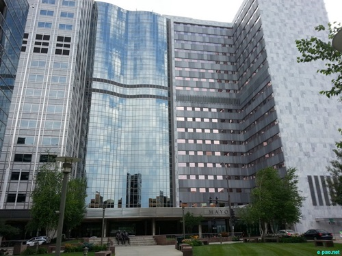 Best Five Hospitals in the US  Mayo Clinic, Rochester, Minnesota