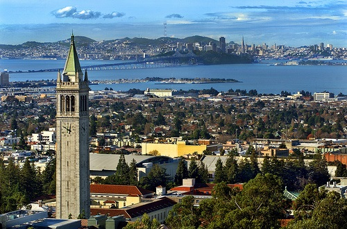 Best Five Livable Cities in the US  Berkeley, California