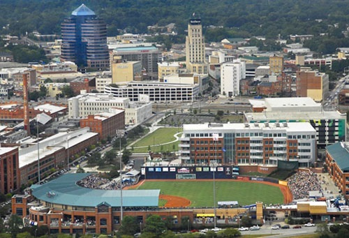 Best Five Livable Cities in the US Durham, North Carolina