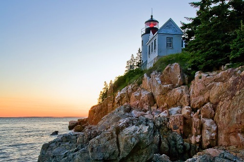 Best Honeymoon Destinations in the US  Coastal Maine