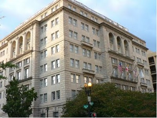 Best Hotels in Washington DC  Hay-Adams Hotel