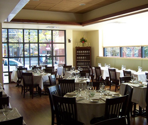 Best italian restaurants in the us for Amante italian cuisine