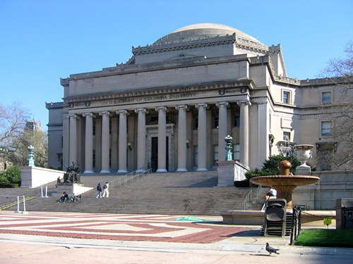 Best Law Schools in the US  Columbia University, New York