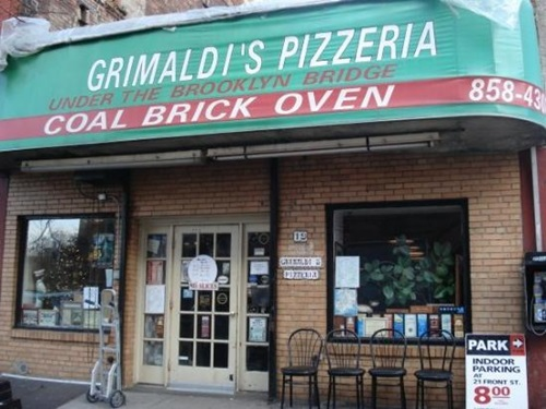 Best Pizza Restaurants in New York   Grimaldi's Pizzeria
