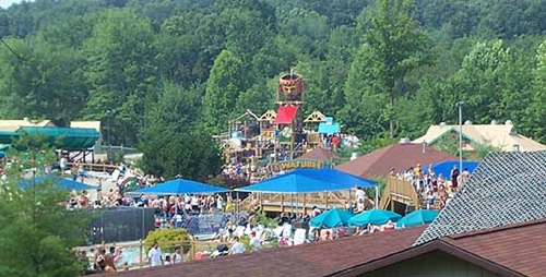 Holiday World and Splashin' Safari, Santa Clause, Indiana