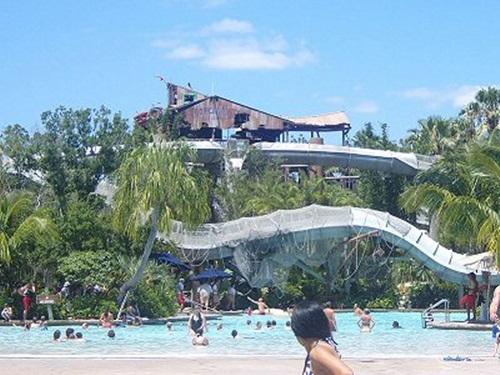 Best Water Parks in the US  Typhoon Lagoon, Orlando, Florida