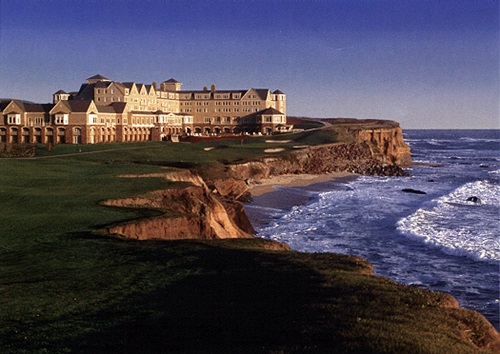Best and most luxurious hotels in the US  The Ritz-Carlton, Half Moon Bay