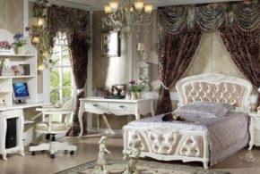 Breathtaking Victorian Curtain Design