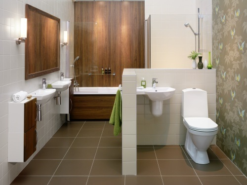 How to have a simple bathroom interior design for Simple toilet design