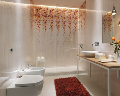 Nice ... How To Have A Simple Bathroom Interior Design ...