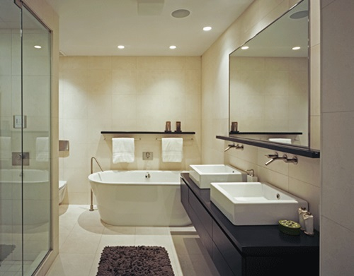 Ideal Small Bathroom Interior Designs 7
