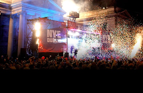 New Year Festivals in Dublin