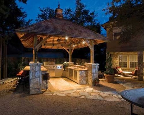 Secrets to a Wonderful Outdoor Kitchen Design