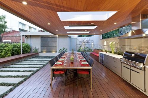 wonderful outdoor kitchen ideas   Secrets to a Wonderful Outdoor Kitchen Design