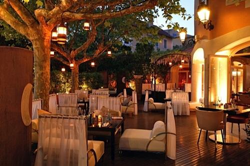 The Finest Restaurants in St Tropez