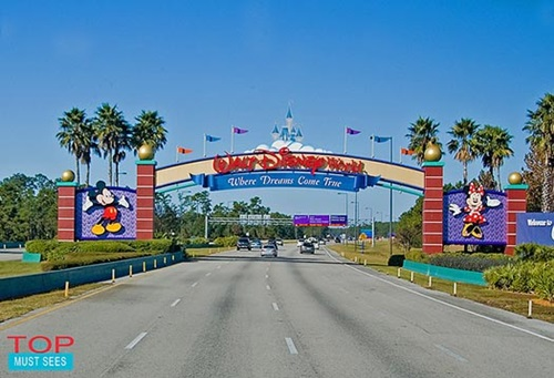 The Secrets of the Disney World