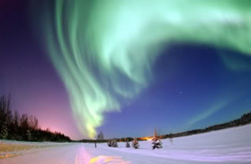 The Wonderful Northern Lights