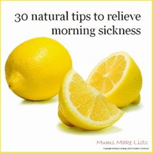 Top 10 Advices to Prevent Morning Sickness As Much As Possible
