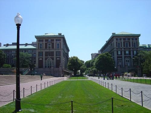 Top Five Leading Universities in the US Columbia University