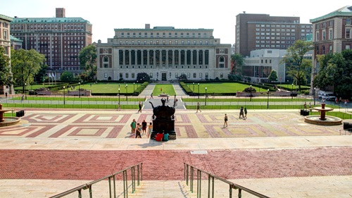 Top Five Leading Universities in the US Columbia University