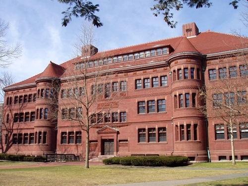 Top Five Leading Universities in the US Harvard University