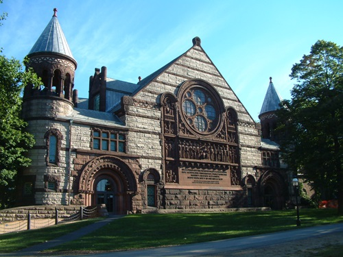 Top Five Leading Universities in the US  Princeton University