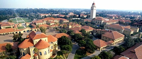 Top Five Leading Universities in the US Stanford University
