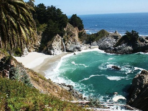 Top Five Must-Visit Destinations in America  Big Sur, California