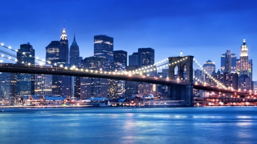 Top Five Must-Visit Destinations in America  New York City
