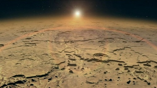 Top Ten Amazing Facts About Mars