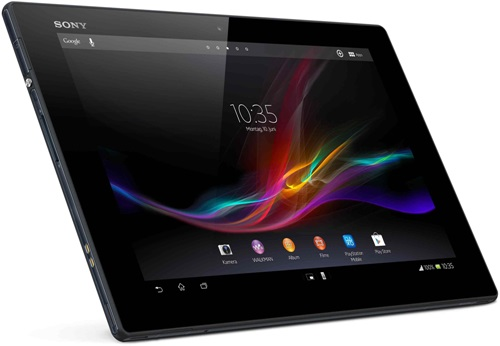 Top Ten Best Tablets On Market For 2014