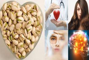 Top Ten Health Benefits Of Pistachios